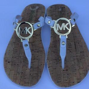 Michael Kors Jelly Cork Sandals